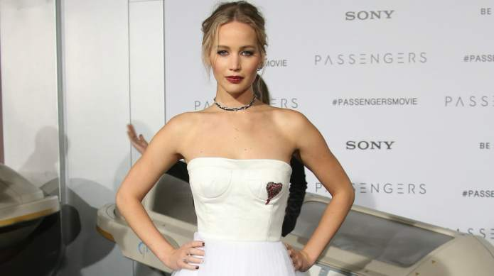 Jennifer Lawrence Gives New Meaning to