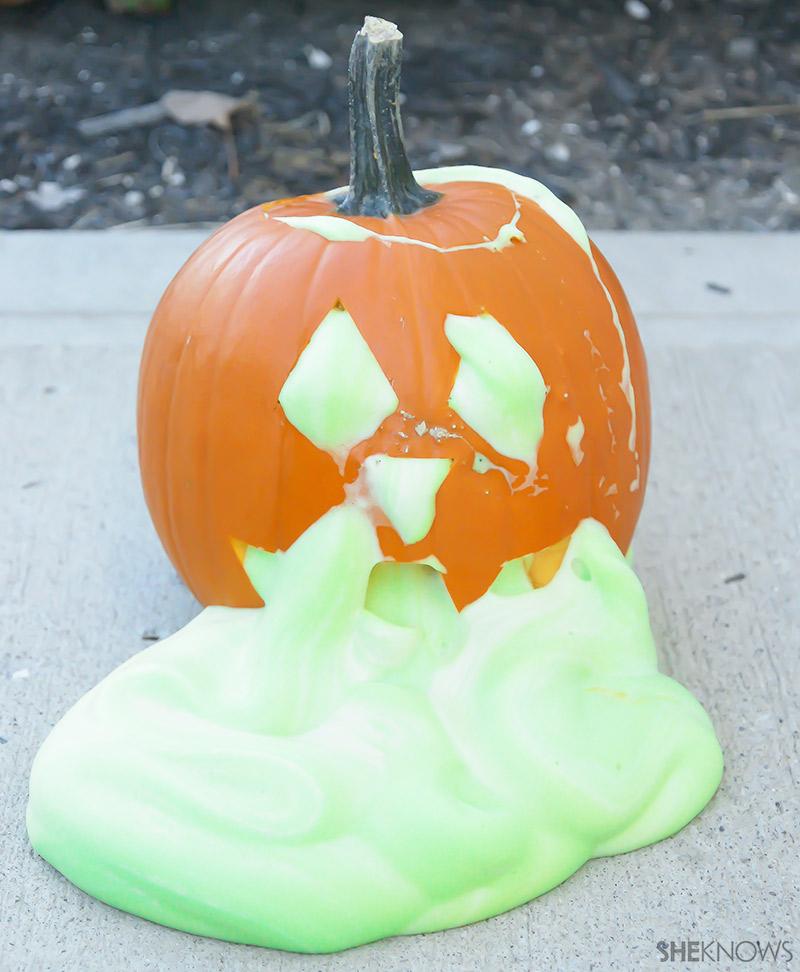 Exploding Pumpkin | Sheknows.com