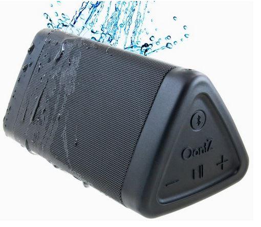 Waterproof bluetooth speaker