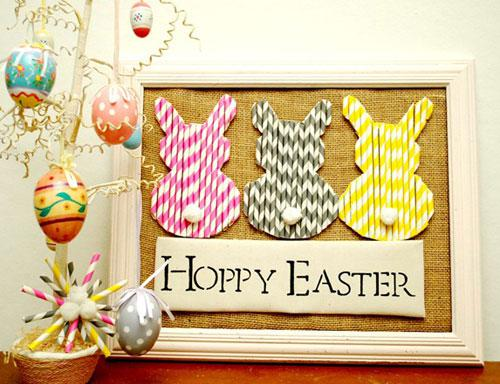 25 Easy Easter crafts for moms