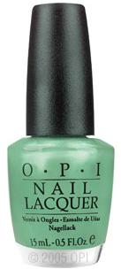 OPI Go On Green!
