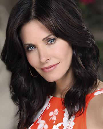 Before Cougar Town: The casts' TV
