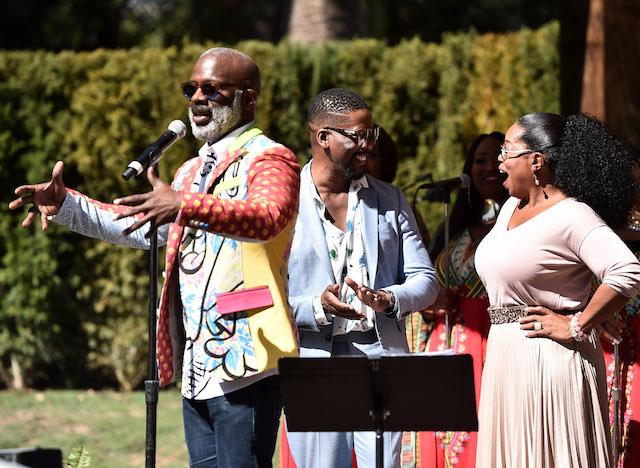 Oprah Sunday Brunch Concert
