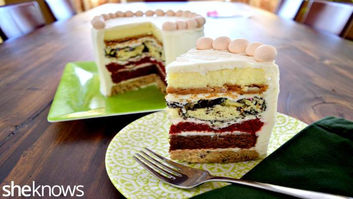 5-Layer cake is the absolute ultimate