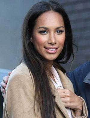 Leona Lewis' Valentine's love goes to