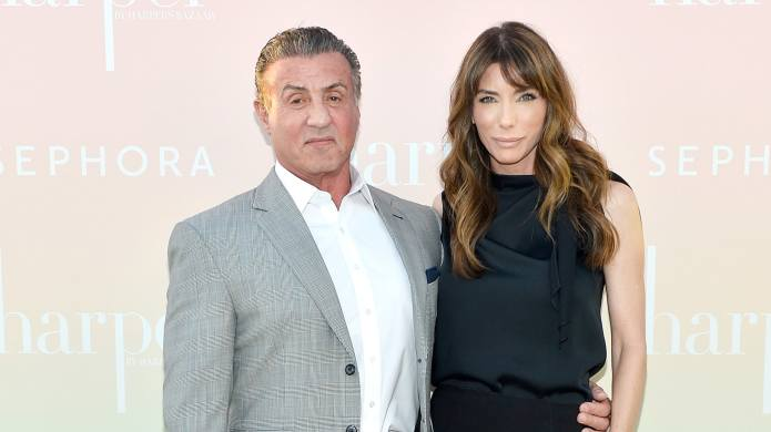 Sylvester Stallone Recently Had to Squash