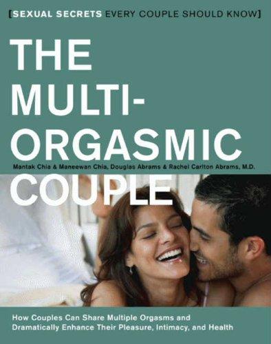 book cover: the multi-orgasmic couple