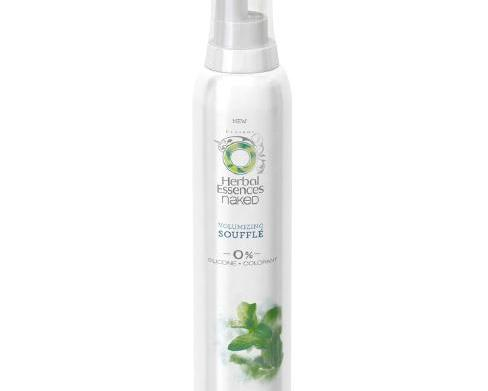 Product review: Herbal Essences Naked Volume