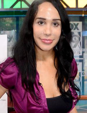 The Octomom is back on welfare