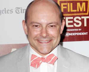 End of the world? Rob Corddry,