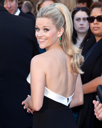 Reese Witherspoon's 2011 Oscars hairstyle