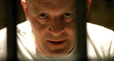 Hannibal Lecter from The Silence of the Lambs