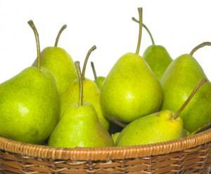 Simple Skillet Pear Pie