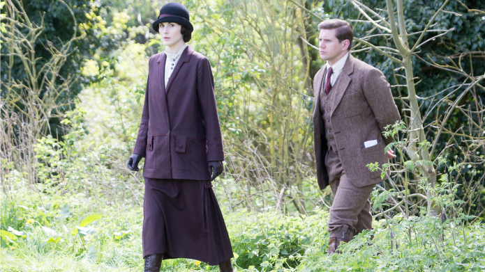 Downton Abbey posts awesome response to