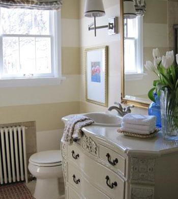 Top bathroom makeovers of all time