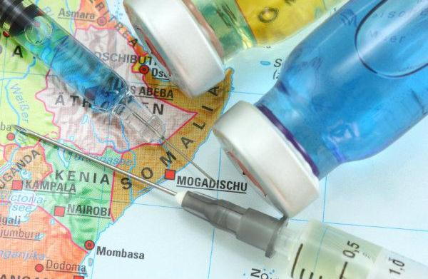 Important pre-travel immunizations