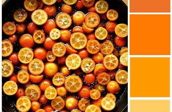 SheKnows spacelifts: Decorating with orange