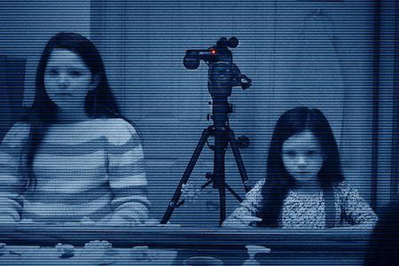 EXCLUSIVE: Paranormal Activity 3 room has