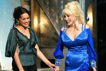 Norah Jones and Dolly Parton talk