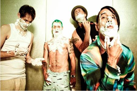 Red Hot Chili Peppers still spicy