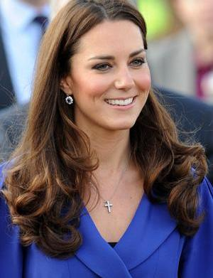 Kate Middleton steps up to the