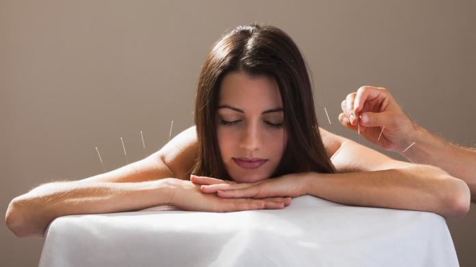 An acupuncture cynic tries it for
