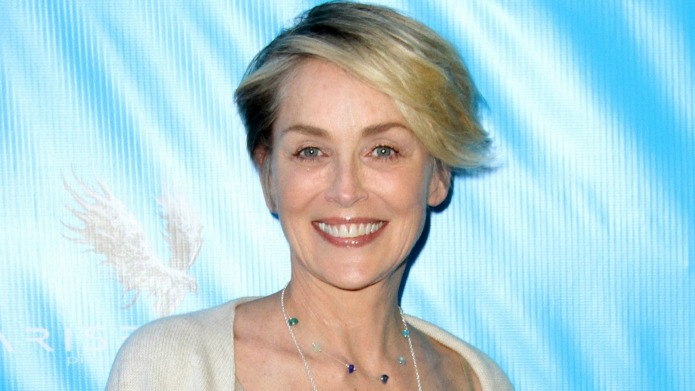 Sharon Stone died once (no, really)