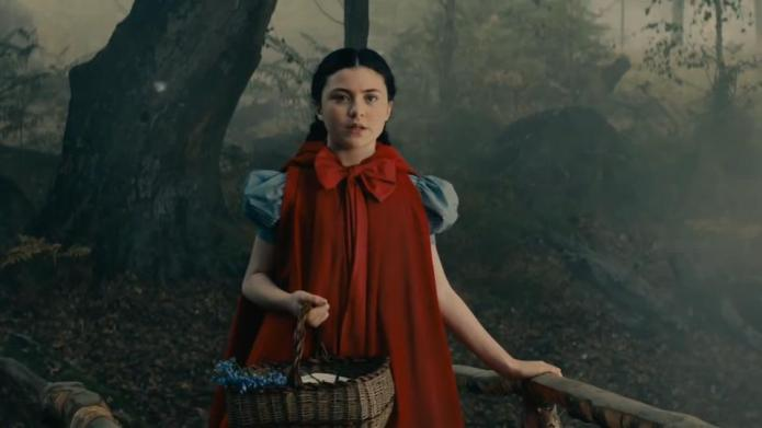 Baby names from Into the Woods