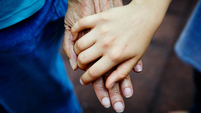 Seeing Alzheimer's through my children's eyes