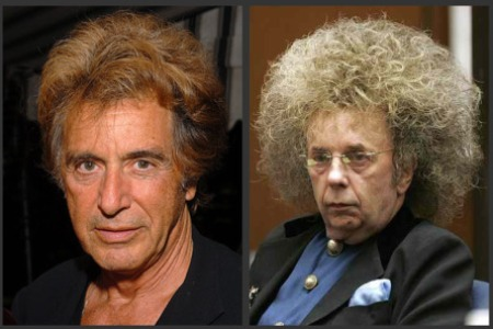 Al Pacino to play Phil Spector in HBO movie