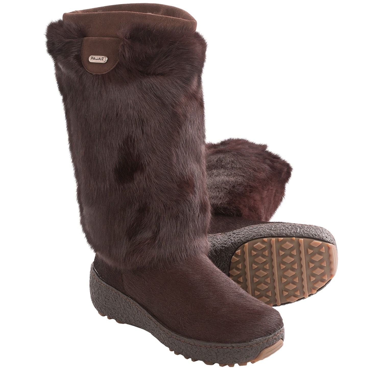 pajar foxy furry boot