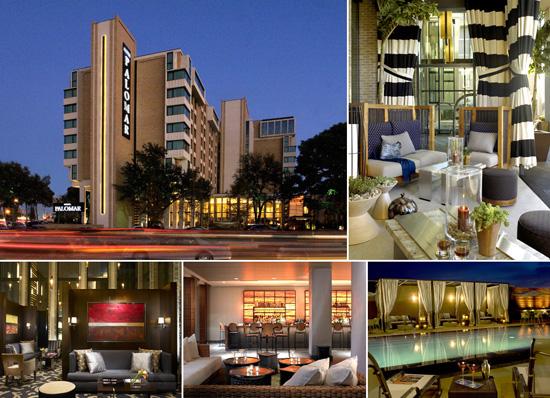 Hotel Palomar Dallas - Dallas, Texas