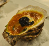 Panache oyster dish