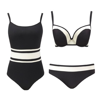 Swimsuit line by Panache made for girls with bigger busts