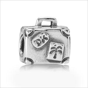 Pandora Suitcase charm | Sheknows.com