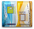 Paper shower