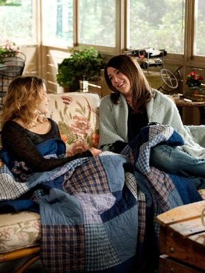 Parenthood's Sarah and Amber