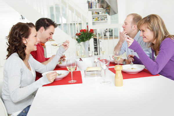 Pasta Dinner Party