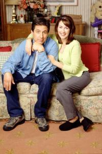 Patricia Heaton and Ray Ramano