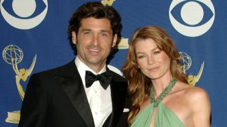 Photo of Patrick Dempsey and Ellen