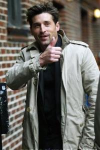 Patrick Dempsey talks Grey's Anatomy exit drama with David Letterman