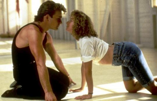 Johnny Castle in Dirty Dancing