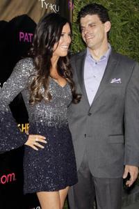 Patti Stanger and new boyfriend