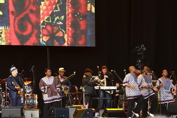 Paul Simon's Graceland concert revisited