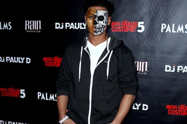 Pauly D Halloween costume 2011