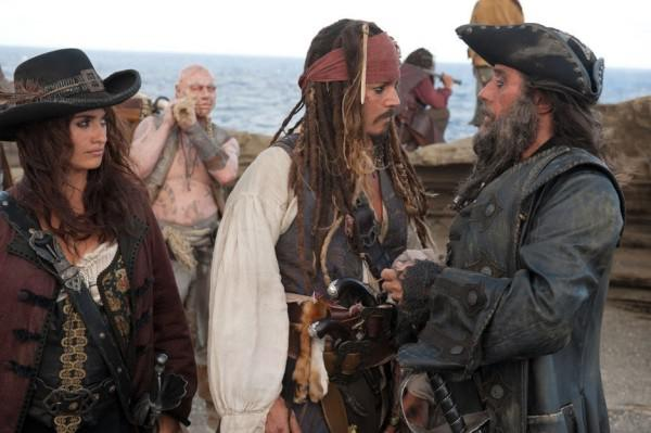 Redbox DVD/Blu-ray report: Pirates, Lion King