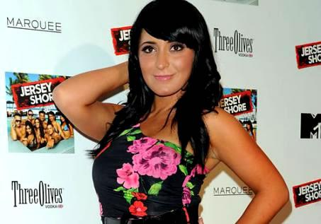 Jersey Shore castoff Angelina is pregnant