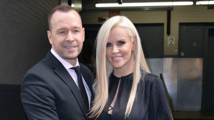 Donnie Wahlberg gave Jenny McCarthy a