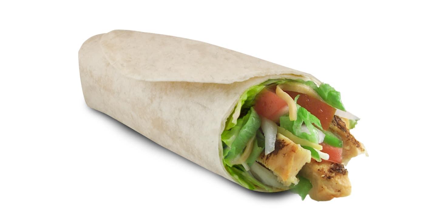 Kids' Premium Chicken Shnack Wrap