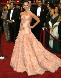 Penelop Cruz at the 2007 Oscars